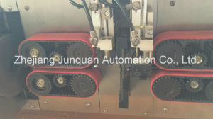 Automatic Coaxial Cable Cutting and Stripping Machine (ZDBX-65A) pictures & photos
