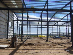 Steel Structure Workshop in Angola (SSW-16126) pictures & photos