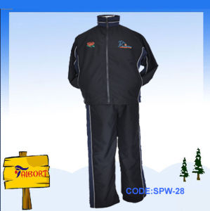 Unisex Jogging Sports Custom Tracksuit. (SPW-28)