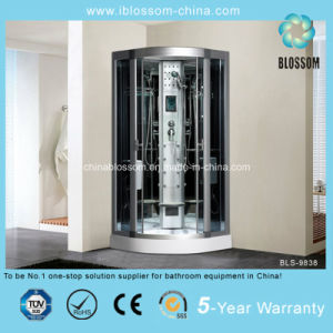 Household Multifunction Massage Steam Shower Cabin (BLS-9838) pictures & photos