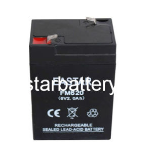 SLA Rechargeble Battery (AP620) pictures & photos