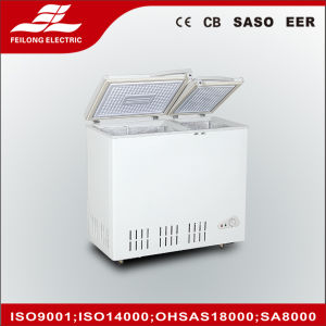 210L Butterfly Door/Swing Door Chest Freezer  (KCD-190/210/260HE)