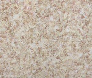 Brown Ice Crack Porcelain Polished Glazed Flooring Tiles (6TY091)