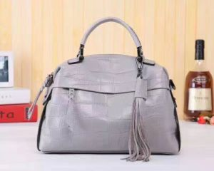 Hot Sale Brand Name Lady Fashion Women Leather Bags pictures & photos