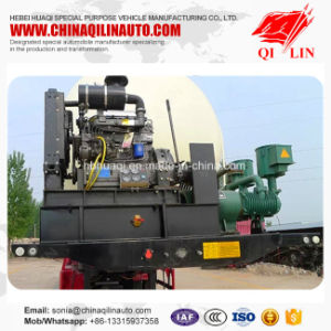 Qilin 50000 Liters Capacity Smokeless Coal Powder Tanker Truck Semi Trailer pictures & photos