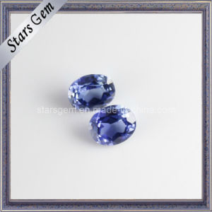 Factory Price Oval Shape Synthetic Gemstone Cubic Zirconia pictures & photos
