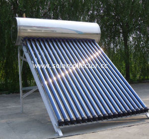 Heat Pipe Solar Hot Water Heater pictures & photos