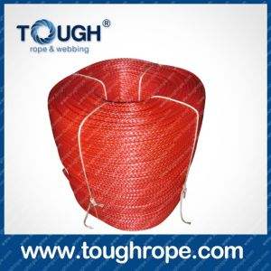 Tr-09 Winch for Boat Trailer Dyneema Synthetic 4X4 Winch Rope with Hook Thimble Sleeve Packed as Full Set pictures & photos
