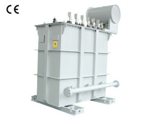 35kv High Voltage Three Phase Rectifier Transformer (ZBSSP-5000/35) pictures & photos