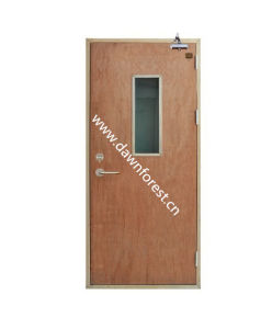 Fire Rated Wooden Door Plywood Door pictures & photos