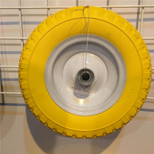 12 Inch PU Foam Wheel for Wheelbarrow Trolley
