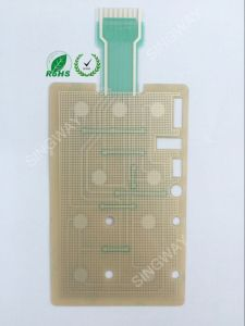 Stability Production of Silver Paste Pet Circuit pictures & photos
