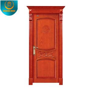 Natural Wood Veneer Door pictures & photos