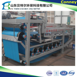 Shandong Better Belt Filter Press for Sludge Dewatering pictures & photos