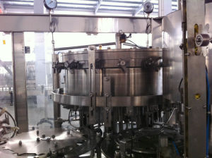 Soda Water Drink Filling Machine (5000BPH) pictures & photos