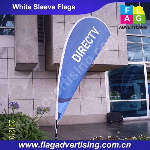 Digital Printing Outdoor Advertising Beach Flying Teardrop Flags pictures & photos