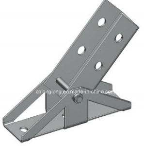 Solar Panel Pole Mounting Brackets Parts for PV Energy Ll-Se-14 pictures & photos
