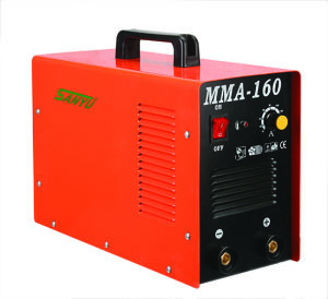 MMA Inverter Welder (MMA-160) pictures & photos