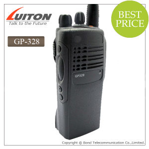 Gp328 Portable Radio VHF 136-174MHz Gp-328 VHF 1W/5W UHF 1W/4W Walkie Talkie pictures & photos