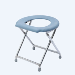 Medical Commode Chairs for Hospital or Home Commode Chairs (CaRong-124) pictures & photos