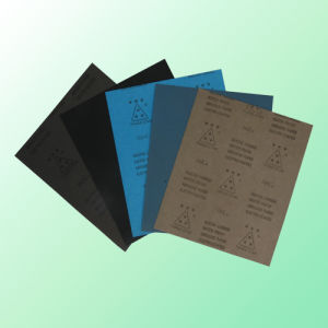 Silicon Carbide Waterproof Sand Paper (FPS73) pictures & photos