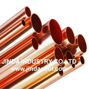 High Quality Water System Straight Copper Pipe pictures & photos