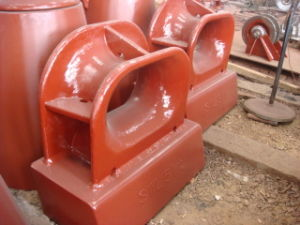 ABS CCS BV etc Marine Roller Mooring Chock pictures & photos