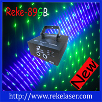 Green and Blue Kaleidoscope Disco Stage Laser Light