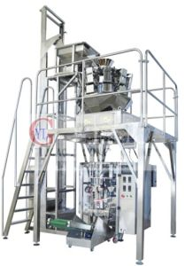 Chocolate Pillow Bag Packaging Machine pictures & photos