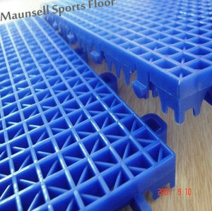Outdoor PP Interlocking Basketbal/Football Sports Floor pictures & photos