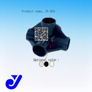 ABS Pipe Joint for The Combinations of Lean Tube (JY-A025)