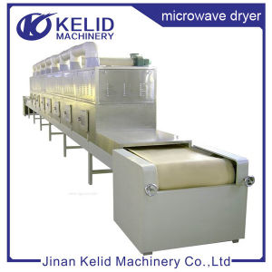 High Quality New Condition Industrial Kelp Microwave Dryer pictures & photos