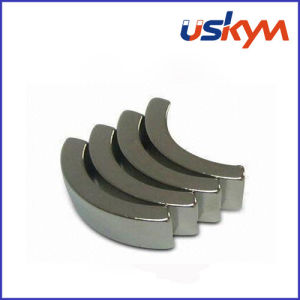 Arc Neodymium Magnets China (A-003) pictures & photos