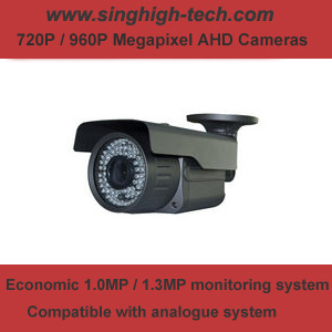Ahd 720p 1MP Waterproof Varifocal Ahd CCTV (NS-3047V)