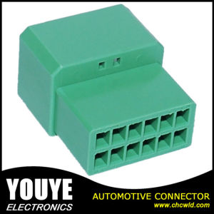 12 Way Male and Female Plastic Connector pictures & photos