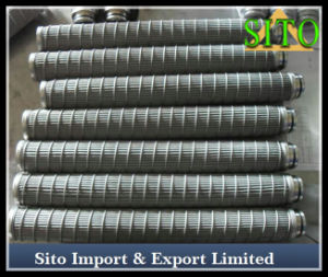 Stainless Steel Wire Mesh Oil/Gas Strainer Filter pictures & photos