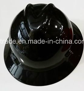Full Brim Protective Hard Hat Helmet Work Safety Gear for Head Protection pictures & photos