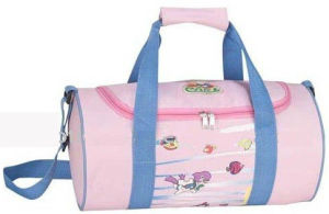 Fashion Girl Duffle Bag for Promotion pictures & photos