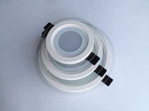 Round Lighting Glass Cover Sheet pictures & photos