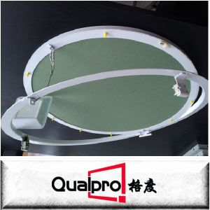 Round Drywall /Plasterboard/Wallboard/Gypsum Board Panel AP7715 pictures & photos