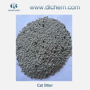 High Quality Silicone Gel/Natural Bentonite Clumping Cat Litter #12 pictures & photos