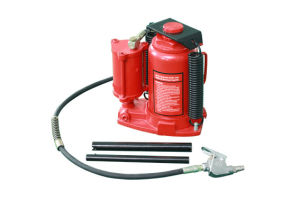 35t Air Hydraulic Jack with 190mm Lifting Height pictures & photos