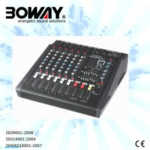 BW-802D Mixer With Power Amplifeir pictures & photos