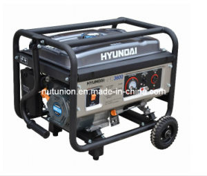 Oringnal Korea Technology Gasoline Generator for Hyundai (HHD 3600)