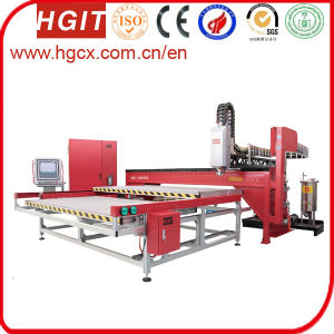 PU Gasket Foam Seal Dispensing Machine for Cabinet pictures & photos