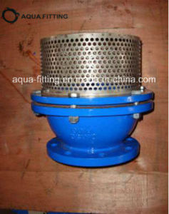 DIN Foot Valve Flanged End pictures & photos