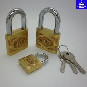 Cast Brass Padlock (1201) Brass Cylinder pictures & photos