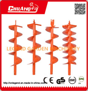 Gas Ground Drill Ice Drill Bit Earth Auger Drill pictures & photos