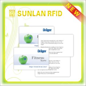 New RFID Smart Fitness Card Manufacturer pictures & photos