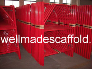 Hi-Load Shoring Frame Scaffolding Waco Frames System pictures & photos